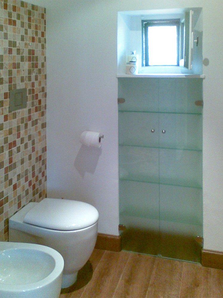 Vetrina in nicchia - Nicchie in bagno ...
