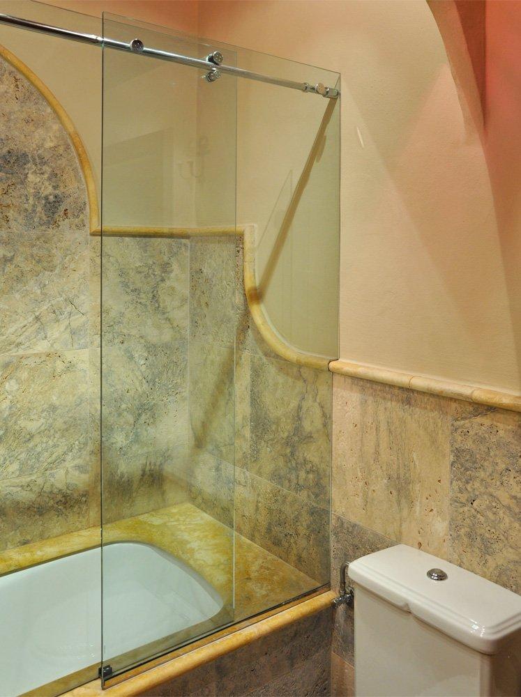 Tende a vetro per bagno gallery of tende bagno moderne riguardo com tendaggi tapp lo russo - Tende a vetro per bagno ...