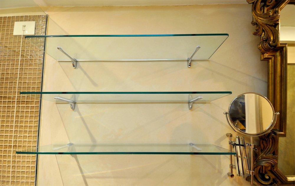 Mensole Vetro Su Misura.Vetro Su Misura Online Trendy Lastra In Cemento Design Gfrc Su