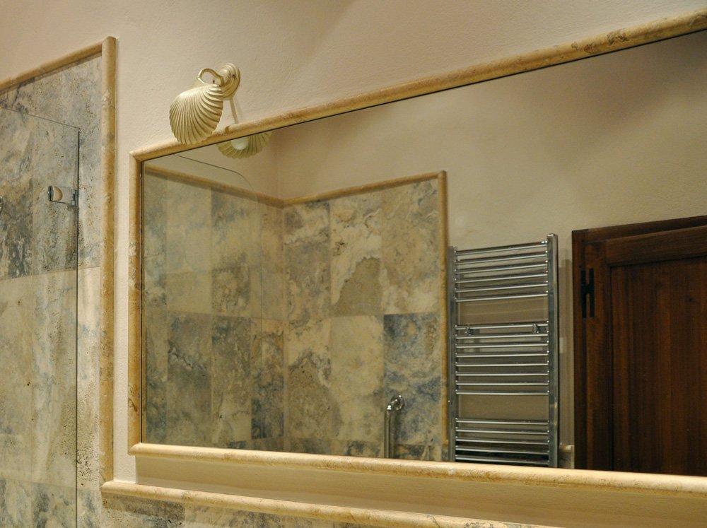 Specchio bagno incassato decora la tua vita for Specchio bagno anni 70
